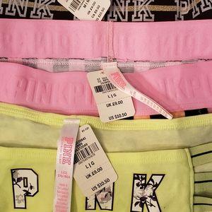 3 Pink Undies *Brand New*